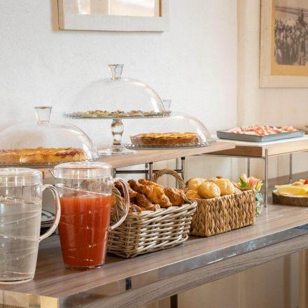 Breakfast in Fattoria 1