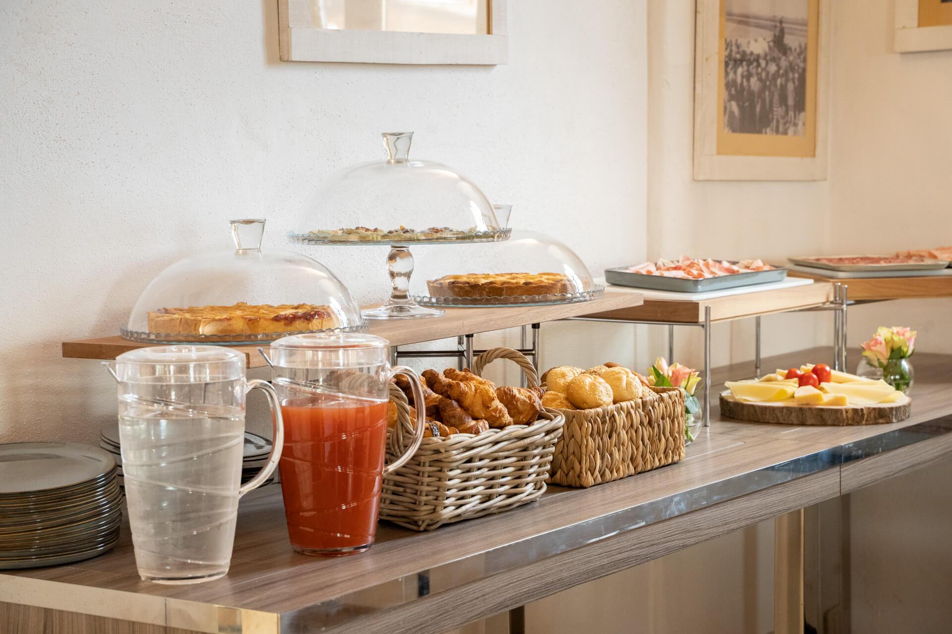 hotel grosseto colazione